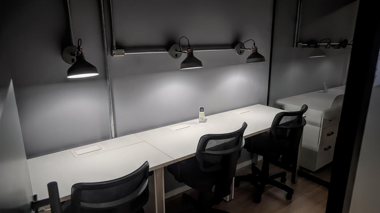 Mesas Compartilhadas